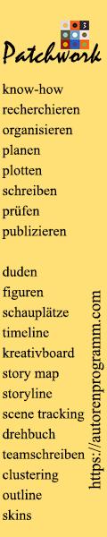 Patchwork - Das Autorenprogramm von Profis für Profis